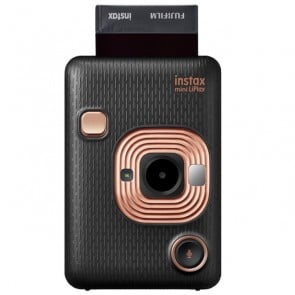 Camara Instantanea Fujufilm Instanx Mini LiPlay Hybrid Negro