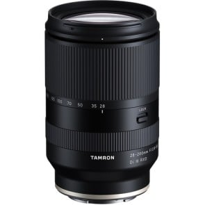 Lente Tamron 28-200mm f / 2.8-5.6 Di III RXD para Sony E