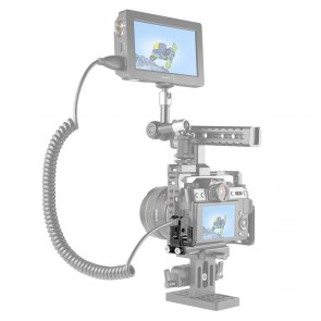 Abrazadera Smallrig para Cable HDMI para Sony A711/ A7RII / A7SII