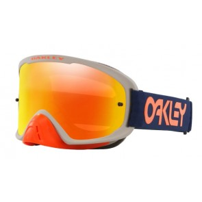 Antiparra Oakley O Frame 2.0 PRO MX Factory Pilot Orange Blue