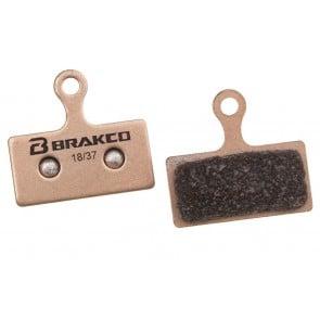 Pastillas de Freno Shimano XTR  Brakco Sintered