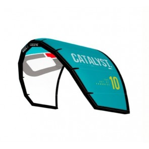 Kite Ozone Catalyst V3 + Barra + Leash + Emeral 8mts