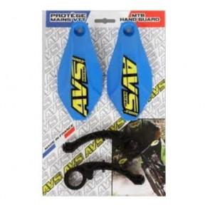 Kit Protector de Puño AVS Racing Azul