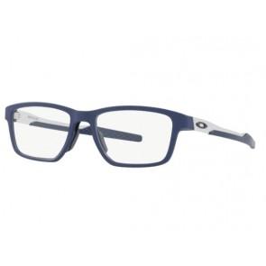 Lentes Optico Oakley Metalink Mate Denim Azul