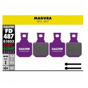 Galfer Pastillas Magura MT5 y MT7 - Compuesto : E-BIKE