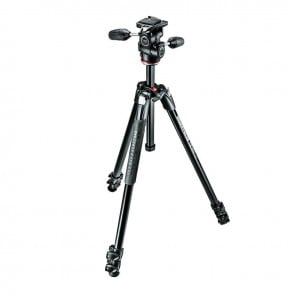 Tripode Manfrotto 290 Xtra Kitcon rótula 3Way 4