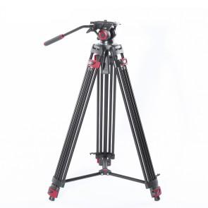Tripode Profesional de Video con Cabezal Hidrualico Miliboo MTT602A