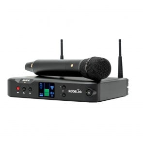Sistema de Audio Digital Inalámbrico Kit RodeLink Performe