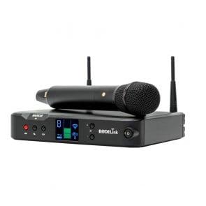 Sistema de Audio Digital Inalámbrico Kit RodeLink Performe