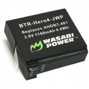 Bateria Hero 4 - Wasabi Power
