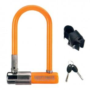 Candado KryptoLok Series 2 Mini 7 Naranjo- Kryptonite