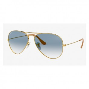 Lentes Ray Ban Original Aviador Gradiente RB3025