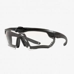 Lentes de Proteccion  Ess Negro Transparente EE9007 PPE Crossbow LL PPE