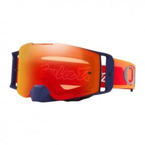 Antiparras Oakley MX Front Line Tld Confetti Naranja