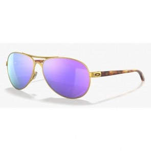 Oakley Feedback Aviador Dorado PRIZM Violeta