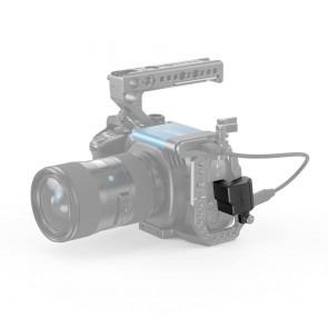 Adaptador de Angulo Recto HDMI y tipo C para Jaula de Camara Smallrig