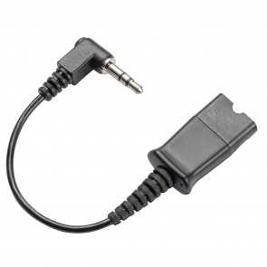 Adaptador Cable Plantronics 3.5mm