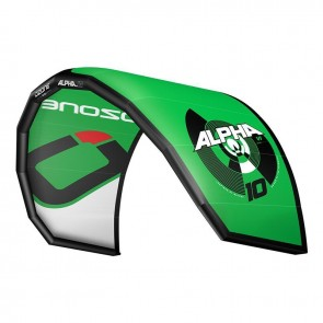 Kite Ozone ALPHA V1 Forest Green 12 mts