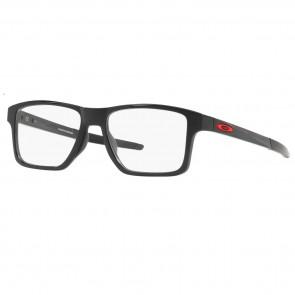 Armazon Optico Oakley Chamfer Squared Negro Pulido