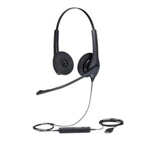 Audífono Duo USB Jabra Biz 1500