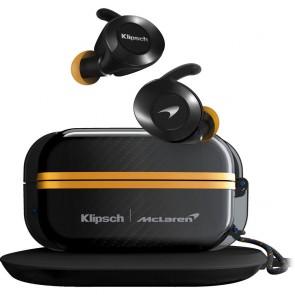 Audífonos Inalambricos T5II Edicion McLaren Klipsch