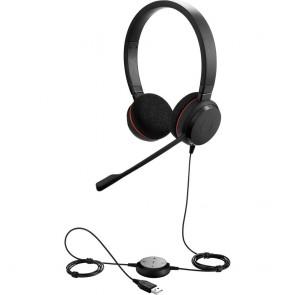 Audífonos Estéreo Jabra Evolve 20 Microsof Lync