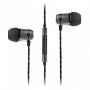Audifonos con Microfono SoundMAGIC E50C Negro -Gris