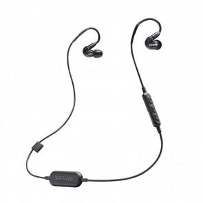 Audifono Wireless Shure SE215 Negro Transparente