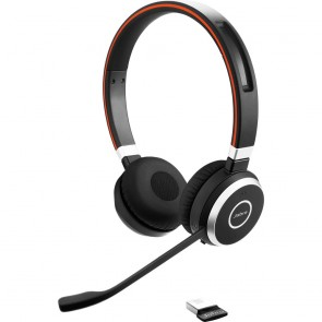 Audifonos Estéreo Bluetooth Jabra Evolve 65MS