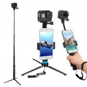 Baston para Selfie Hasta 90 cm Telesin 5