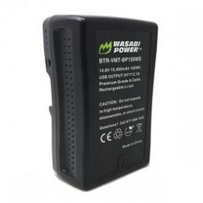 Bateria V-Mount 14.8V, 10400MAH, 150WH Wasabi Power