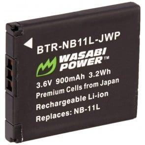 Bateria NB-11L o NB-11LH para Canon - Wasabi Power