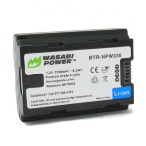 Bateria para Fujifilm NP-W235 Wasabi