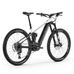 E-Bike MONDRAKER Crafty R 29 BK/WT 2021 M