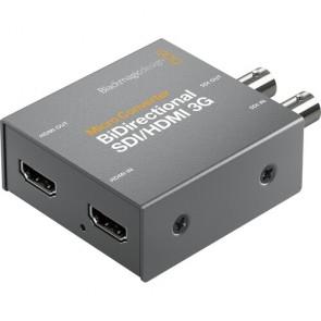 Blackmagic Design Micro Converter BiDirectional SDI HDMI 3G con Fuente de Alimentación