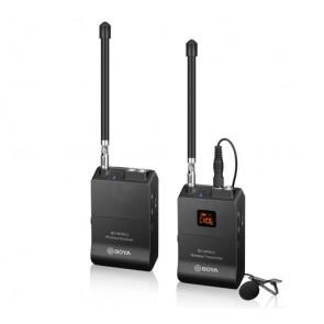 BY-WFM12 Micrófono Inalámbrico VHF