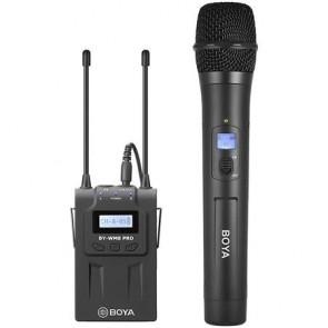 BY-WM8 PRO-K3 Sistema de Micrófono Inalámbrico de Mano