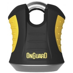 Candado on guard beast padlock