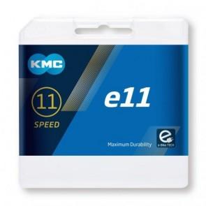 Cadena 1/2 X 11/128 X 118L KMC E-BIKE X11E