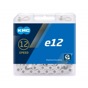 Cadena 1/2 X 11/128 X 118L KMC E-BIKE X12E
