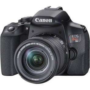 Camara Canon EOS Rebel T8i DSLR con Lente de 18-55 mm