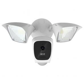 Camara Floodlight con Wi-Fi inteligente Nexxt para Exteriores