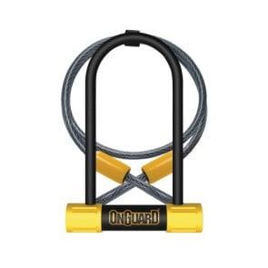 Candado U-Lock Bulldog Medium DT Cable - OnGuard