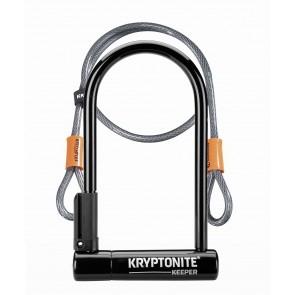 Candado Krypton Keeper 12 STD con Cable de 4´