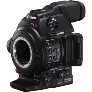Video Camara Canon C100 Mark II