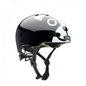 Casco Little Nutty Dog Gloss con MIPS Nutcase