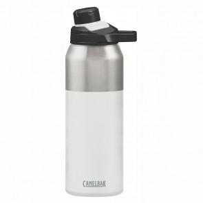 Botella Chute® Mag de 1L con Aislamiento de acero Inoxidable Blanco