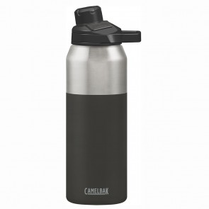 Botella Chute® Mag de 1L con Aislamiento de acero Inoxidable Negro