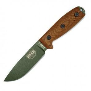 Cuchillo Hoja Fija Bronceado Model 4 3D Esee
