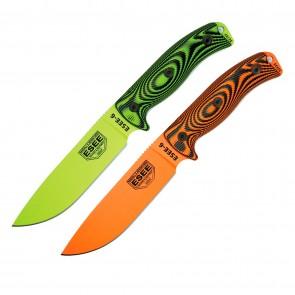 Cuchillo de Hoja de Fija Esee Model 6
